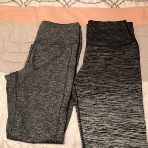 Two leggings for the price of one!! Aerie